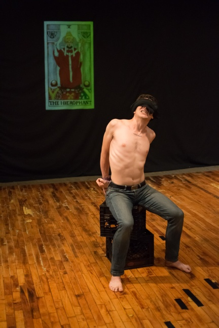 Doppelbanger, Nick Jonczak, Philly Fringe, 2017