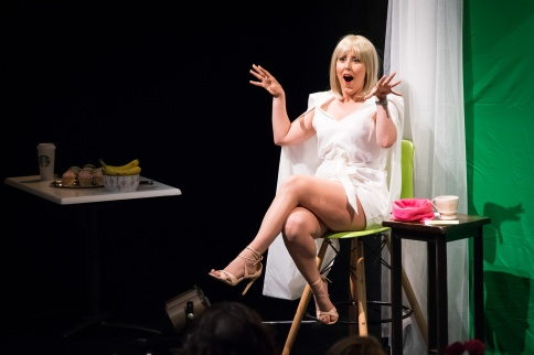 White Feminist, Lee Minora, The Wilma Theater, 2018