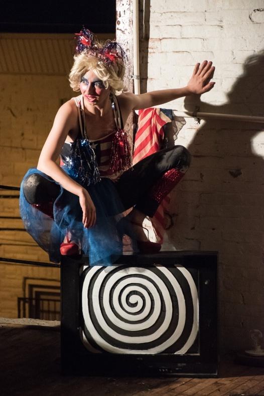 Americana Psychobabble, Alexandra Tatarsky, Philly Fringe, 2017